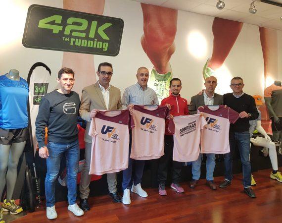 42krunning se incorpora como marca técnica del Ultrafondo en pista Ciudad de Valencia