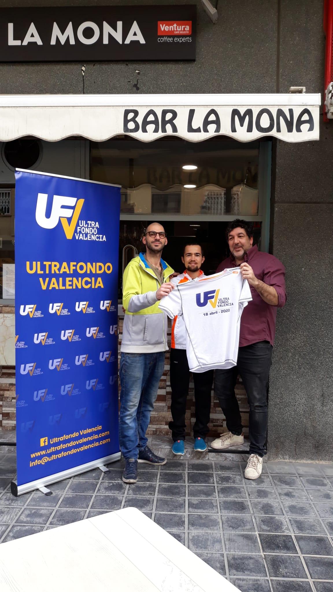 ¡¡¡RESTAURANTE LA MONA SE UNE COMO SUPPORT DE UFV!!!