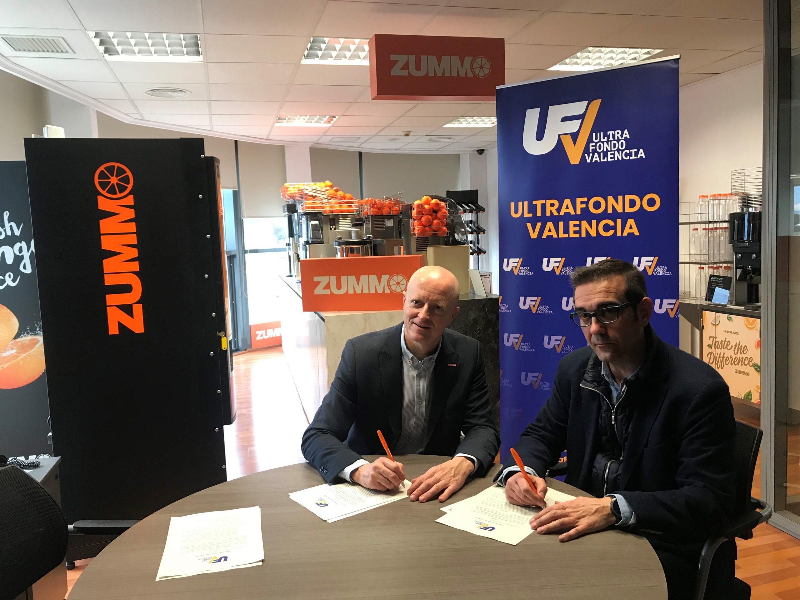 Zummo se une a Ultrafondo Valencia